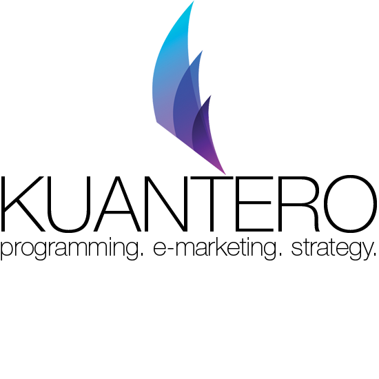 Kuantero, full service online agency. Programming, e-Marketing, Strategy.