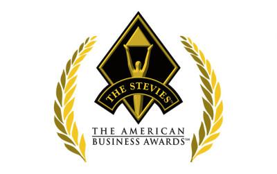 Eriksen website, developed by Kuantero, won at Stevie Awards!