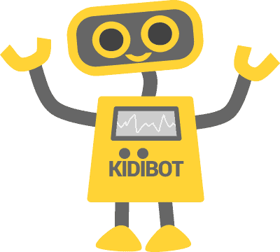 This app, KIDIBOT, helps kids want to read more