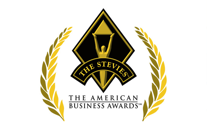 Eriksen website, developed by Kuantero, won at Stevie Awards!