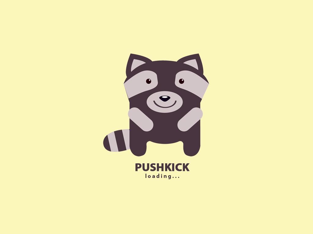 PushKick iOS app