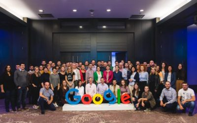 Kuantero at Google Sales Masterclass 2016