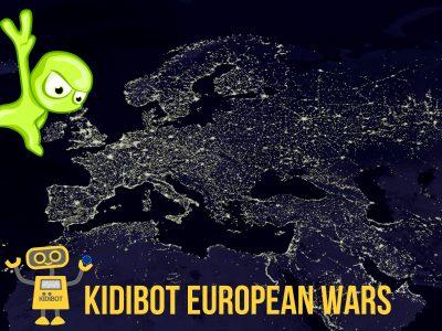 Kidibot European Wars